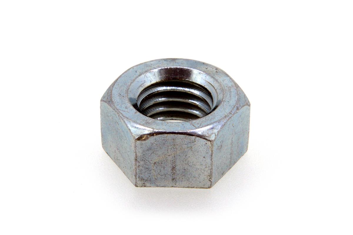 鉄/ユニクロ 六角ナット [1種]M60 【 お得セット : 10個入り 】
