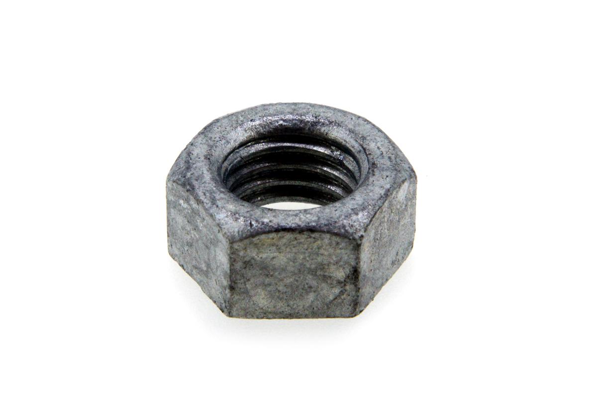 鉄/ドブ 六角ナット [1種]M60 【 お得セット : 10個入り 】