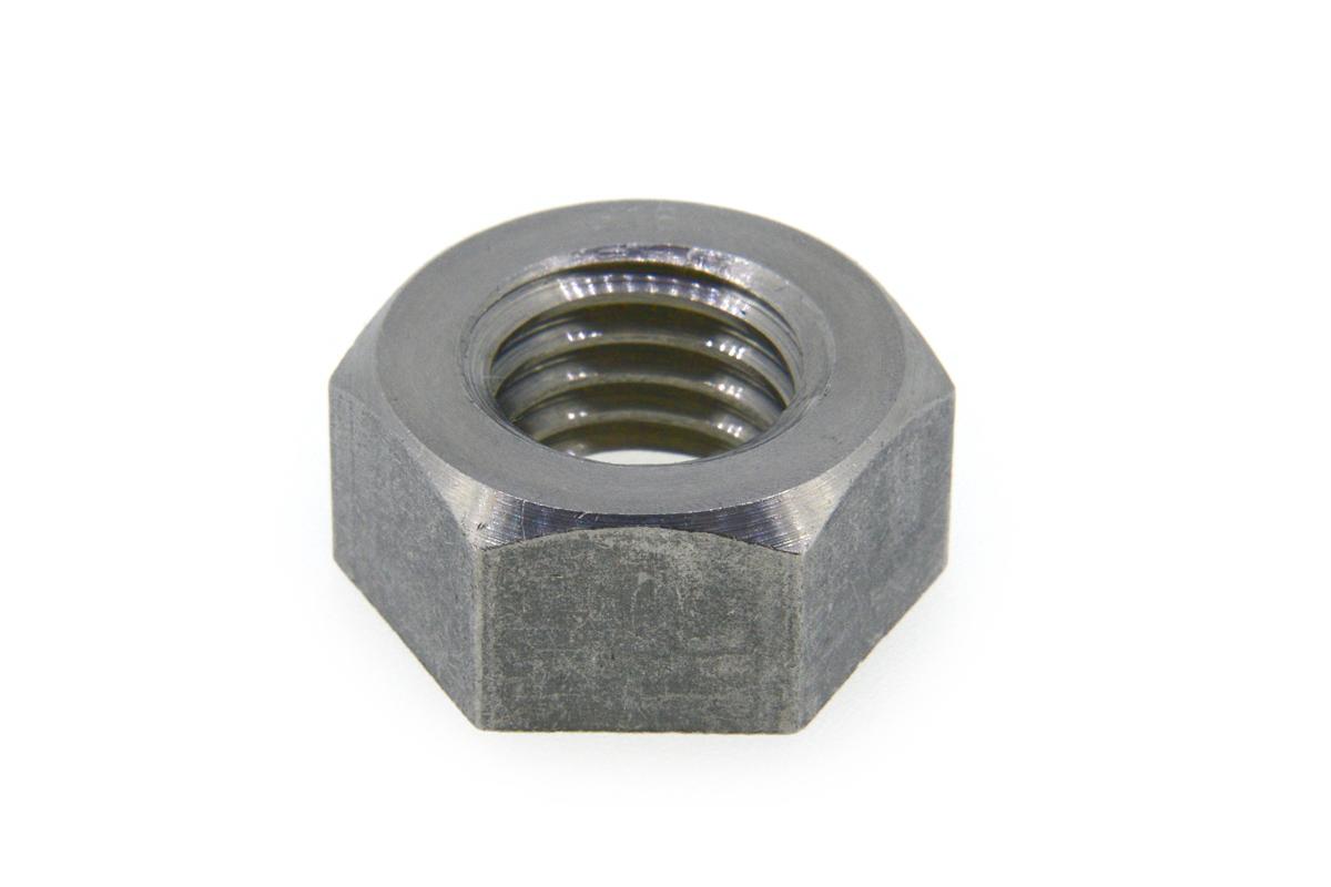 SUS316L/生地 六角ナット [1種] 切削加工M42 【 小箱 : 1箱/6個入り 】
