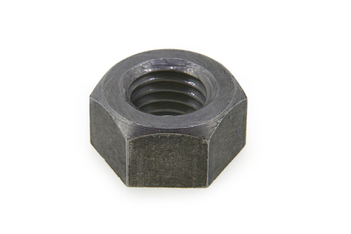 SUS430/生地 六角ナット [1種] 切削加工M16 【 小箱 : 1箱/90個入り 】