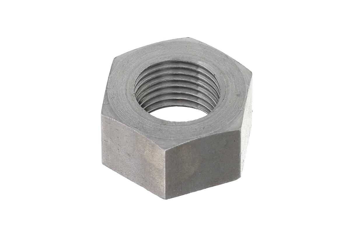 鉄/生地 六角ナット [1種] 切削加工 (細目) M38 《ピッチ=1.5》 【 お得セット : 10個入り 】