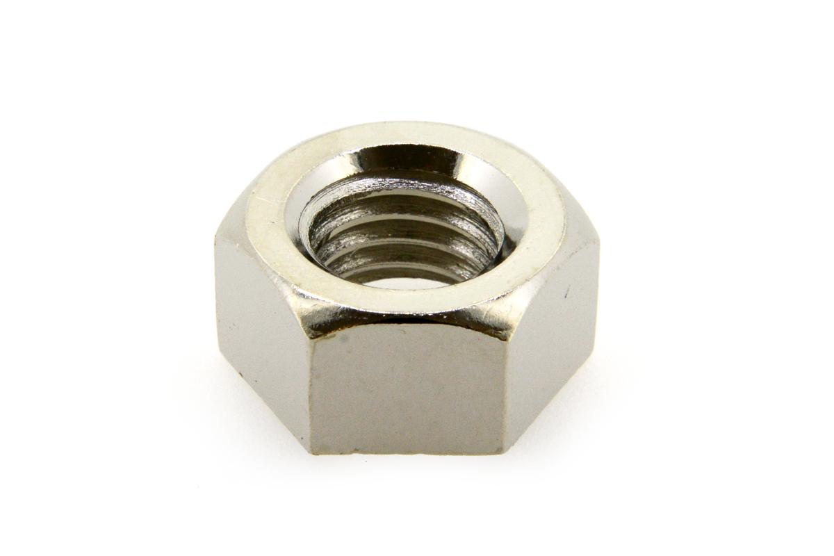 鉄/ニッケル 六角ナット [1種] (細目)M4 《ピッチ=0.5》 【 小箱 : 1箱/5000個入り 】