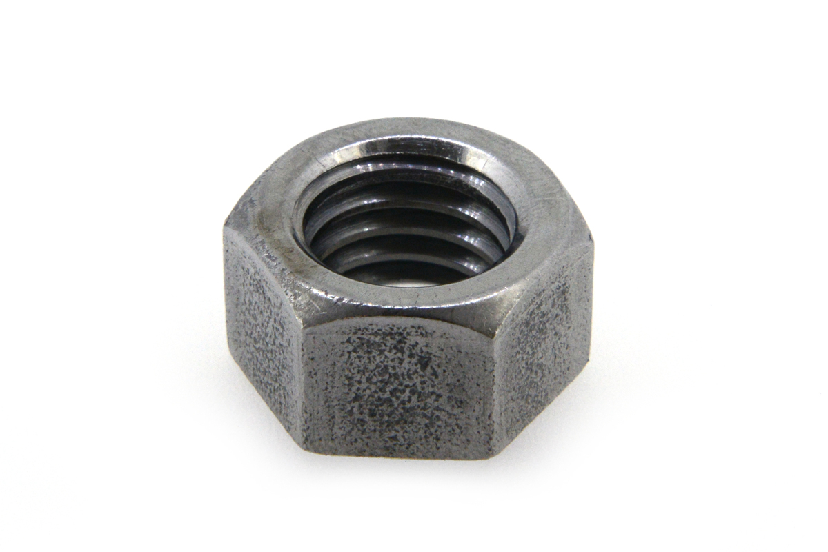 鉄/生地 小形 六角ナット [1種]M18 【 小箱 : 1箱/80個入り 】