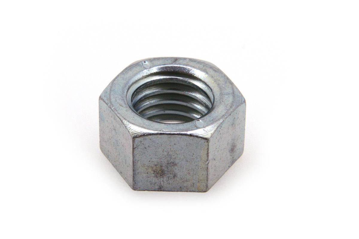 鉄(S45C)/ユニクロ 小形 六角ナット [1種]M18 【 小箱 : 1箱/70個入り 】