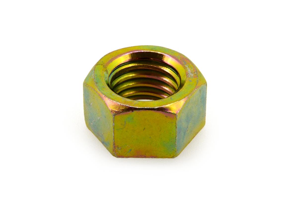 鉄/クロメート 小形 六角ナット [1種] (細目)M20 《ピッチ=1.5》 【 小箱 : 1箱/60個入り 】