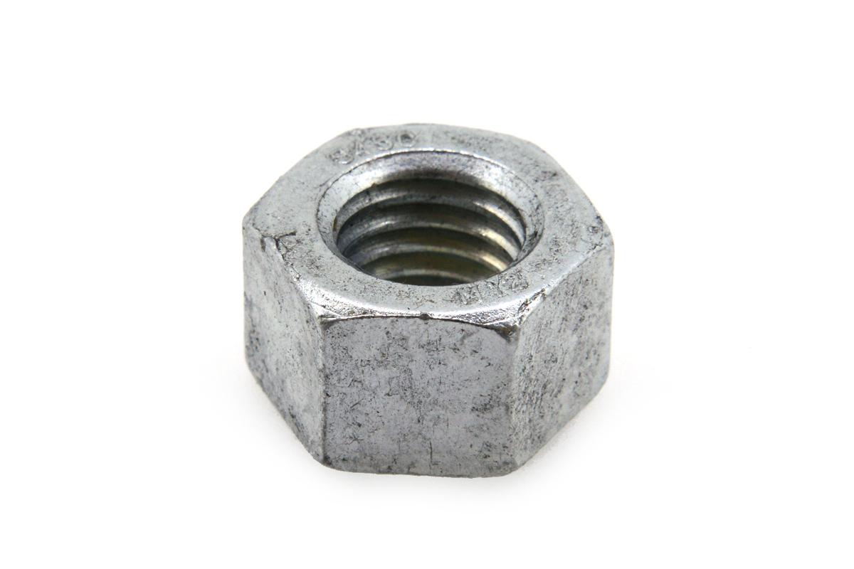 鉄(S45C)/ユニクロ 10割 六角ナット [1種]M10 【 小箱 : 1箱/250個入り 】