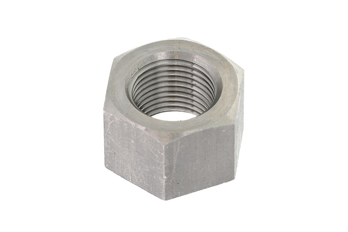 ステンレス/生地 10割 六角ナット [1種] (細目)M33 《ピッチ=3.0》 【 小箱 : 1箱/20個入り 】