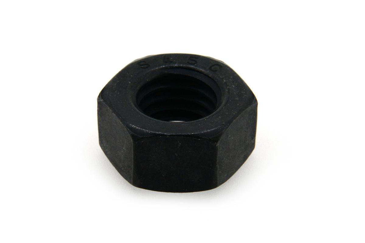 鉄(S45C)/パーカー 六角ナット [2種] (細目)M18 《ピッチ=1.5》 【 小箱 : 1箱/70個入り 】