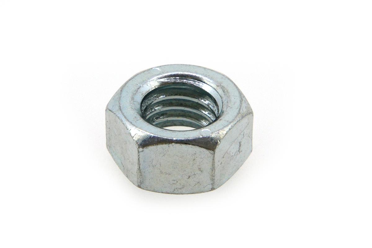 鉄(S45C)/ユニクロ 小形 六角ナット [2種] (細目)M14 《ピッチ=1.5》 【 小箱 : 1箱/180個入り 】