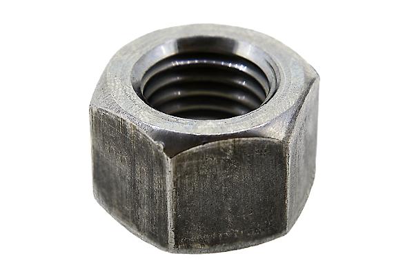 鉄(S45C)/生地 10割 六角ナット [2種]M36 【 お得セット : 10個入り 】