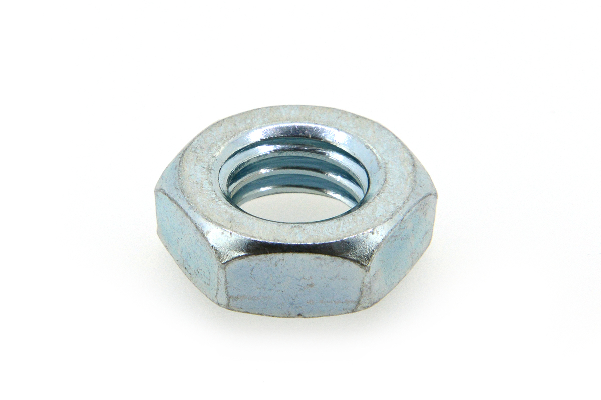 鉄/ユニクロ 六角ナット [3種]M30 【 小箱 : 1箱/50個入り 】