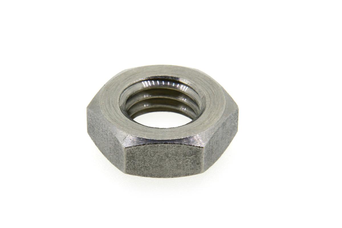 ステンレス/生地 六角ナット [3種] 切削加工M52 【 お得セット : 10個入り 】
