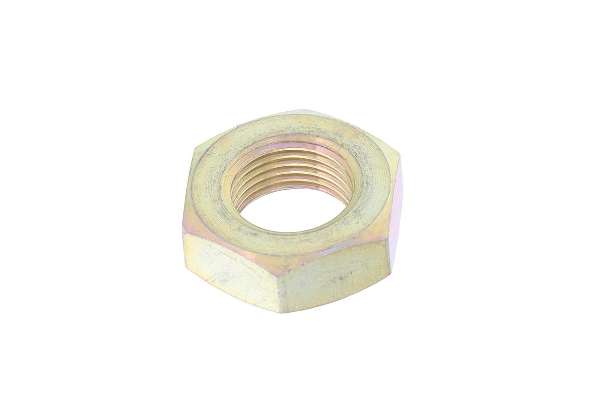 鉄/三価ホワイト 六角ナット [3種] (細目)M5 《ピッチ=0.5》 【 小箱 : 1箱/4000個入り 】