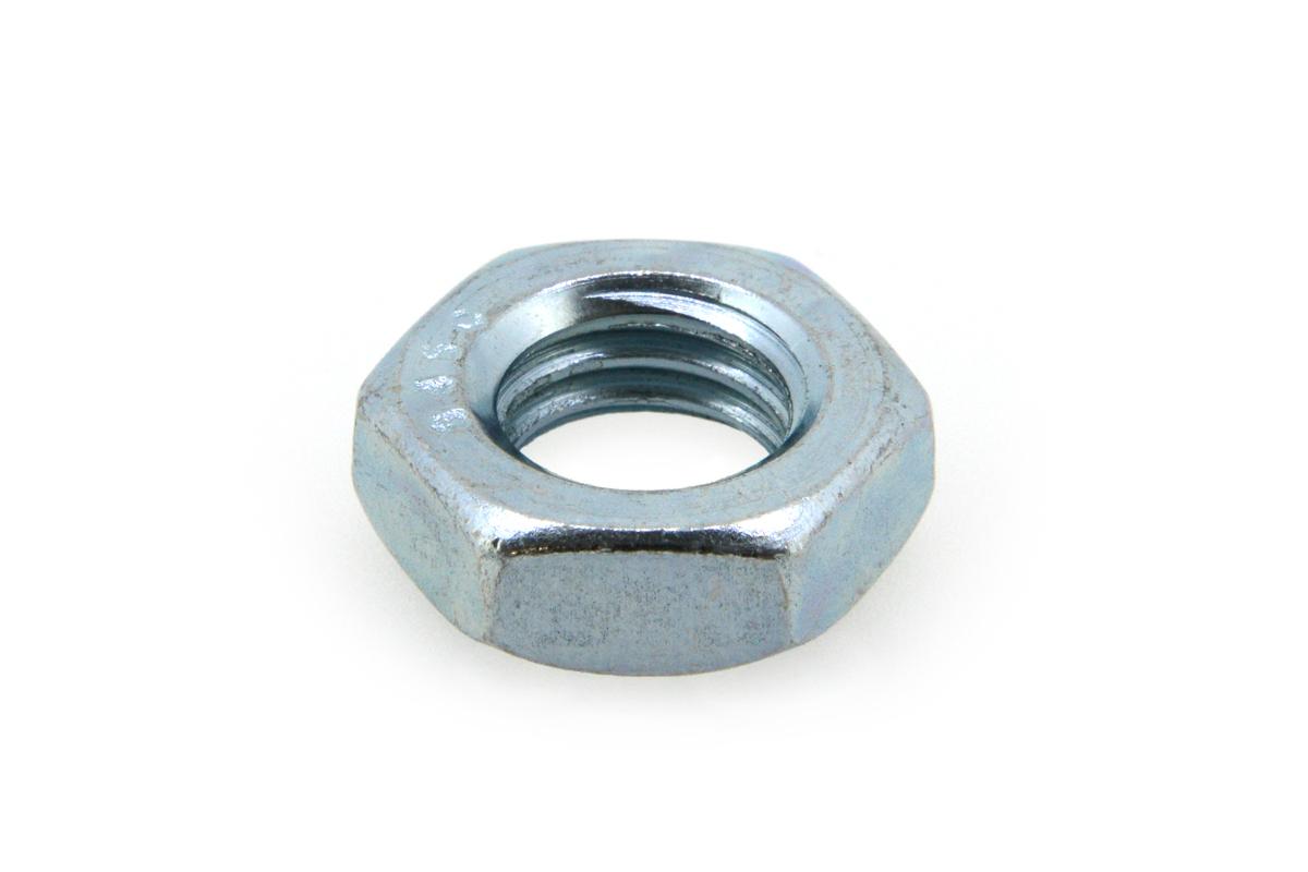 鉄(S45C・焼入れ)/ユニクロ 六角ナット [3種] (細目)M20 《ピッチ=1.5》 【 小箱 : 1箱/180個入り 】