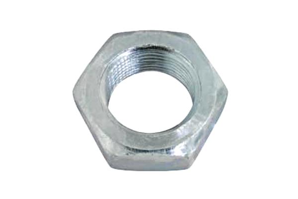 鉄/ユニクロ 六角ナット [3種] (左ねじ・細目)M22 《ピッチ=1.5》 【 小箱 : 1箱/50個入り 】