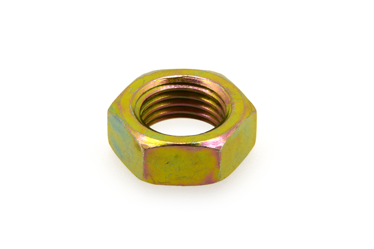 鉄/クロメート 小形 六角ナット [3種] (細目)M18 《ピッチ=1.5》 【 小箱 : 1箱/120個入り 】