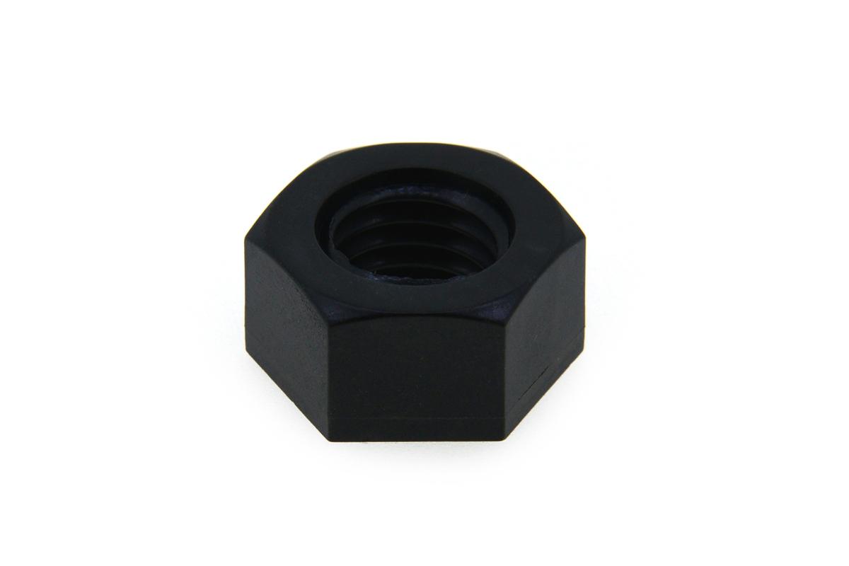 レニー [黒] 六角ナットM5 【 小箱 : 1箱/1000個入り 】