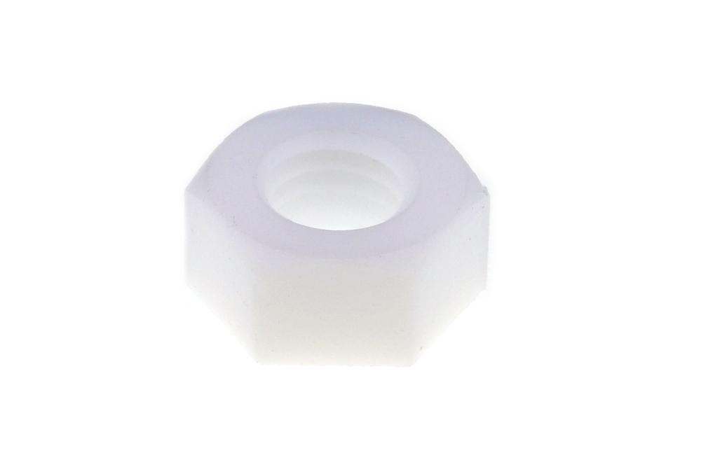 テフロン 六角ナットM6 【 小箱 : 1箱/100個入り 】