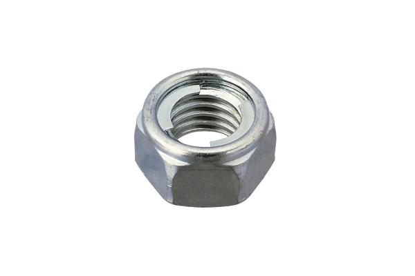鉄/ユニクロ 小形 セルフロッキングナットM8 【 小箱 : 1箱/500個入り 】