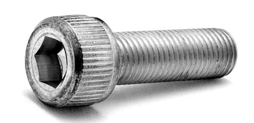 鉄(SCM435)/ニッケル キャップボルト (細目・全ねじ)M12×25 《ピッチ=1.25》 【 小箱 : 1箱/80本入り 】