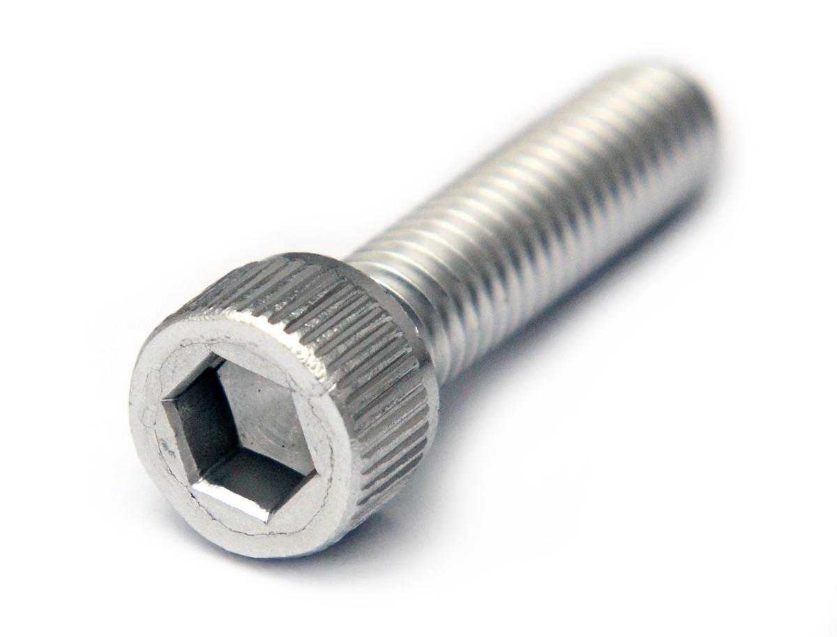 Aluminum alloy (A7050) / cloth cap bolts (all screws) M6×30