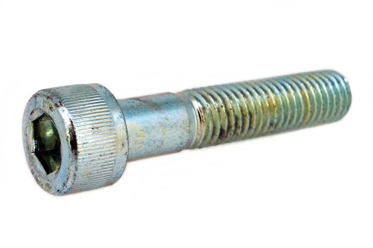 鉄(SCM435)/ユニクロ キャップボルト (半ねじ)M36×170 【 お得セット : 10本入り 】