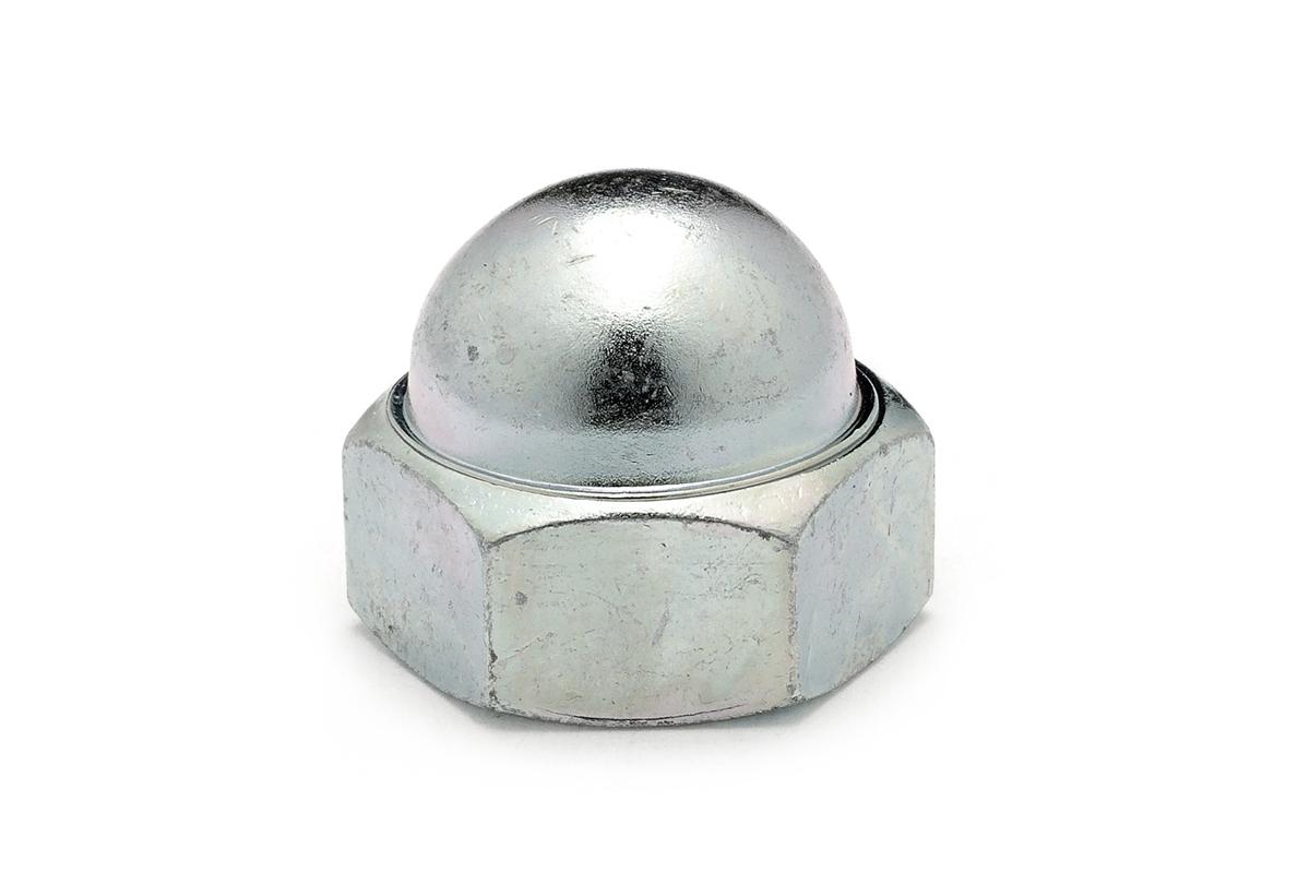 鉄/ユニクロ 袋ナット (旧JIS)M4 【 小箱 : 1箱/2000個入り 】