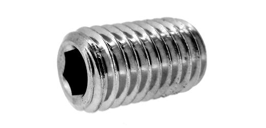 鉄(SCM435)/スズコバルト ホーローセット (くぼみ先)M4×35 【 小箱 : 1箱/500本入り 】