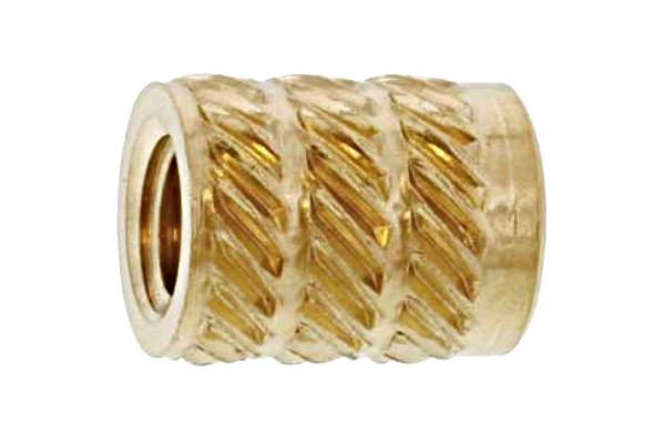低カドミウム黄銅 生地 価格 ビットインサート 片面タイプ M2.6×4.0×2.5 選択 1箱 SB-264025 : 小箱 8000個入り