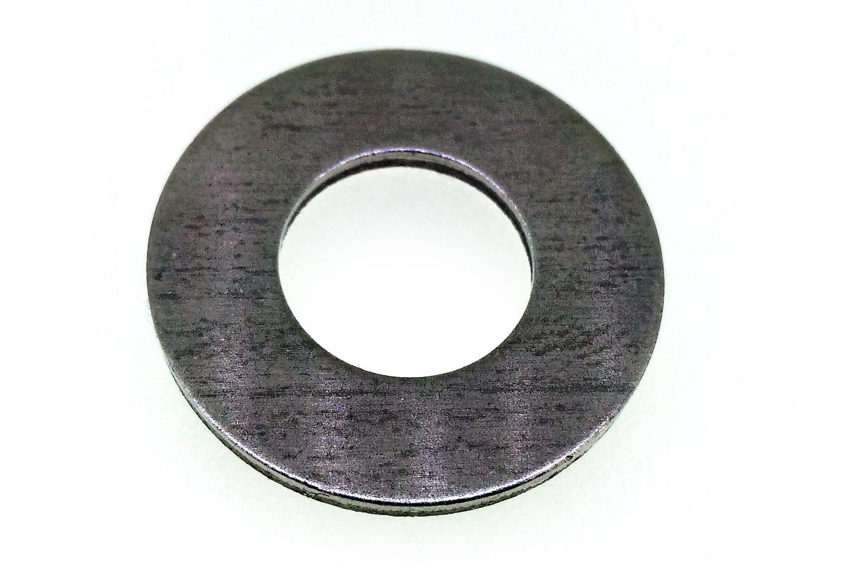 鉄/生地 丸ワッシャー [特寸]30.0×55×1.6 【 小箱 : 1箱/100個入り 】