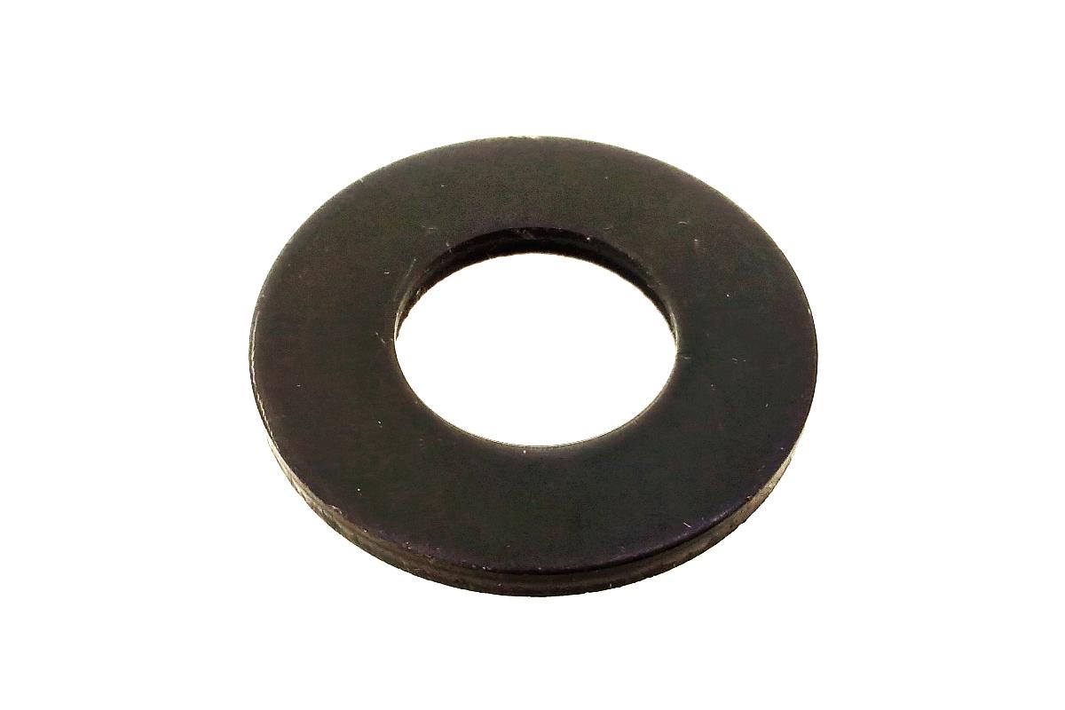 ネコポス対応 鉄 パーカー 丸ワッシャー 特寸 公差: 5.5+0.3 100個入り お得セット : 18%OFF 気質アップ 5.5×13×1.0