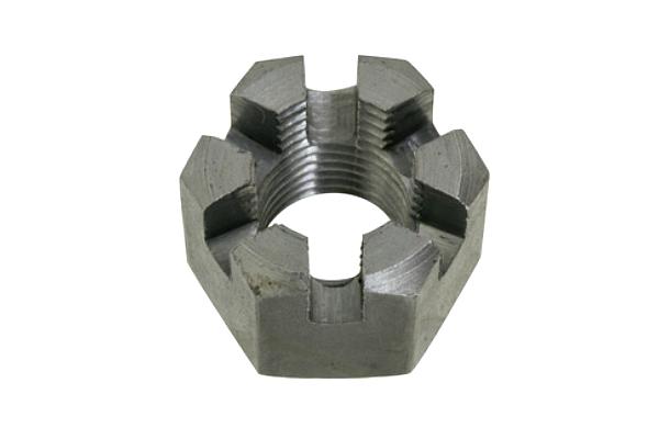 鉄/生地 溝付ナット [1種・高形] (細目)M22 《ピッチ=1.5》 【 小箱 : 1箱/20個入り 】