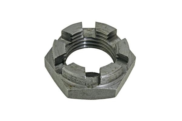 鉄/生地 溝付ナット [2種・低形] (細目)M27 《ピッチ=1.5》 【 小箱 : 1箱/25個入り 】