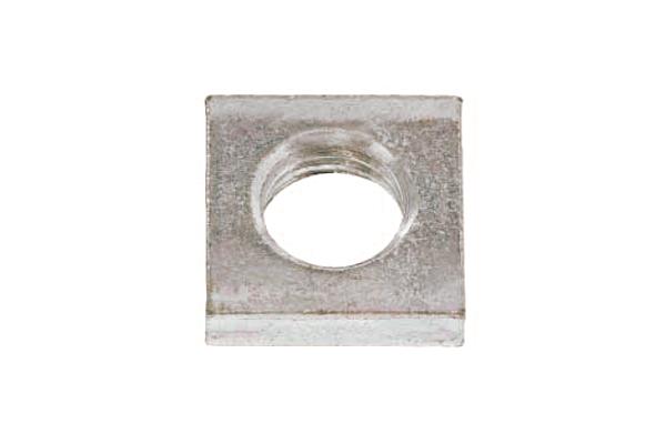 【 小箱 板ナットM5 : 】 1箱/3500個入り 鉄/三価ホワイト
