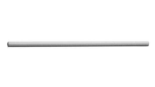 POM メーター寸切ボルトM8×1000 【 お得セット : 10本入り 】