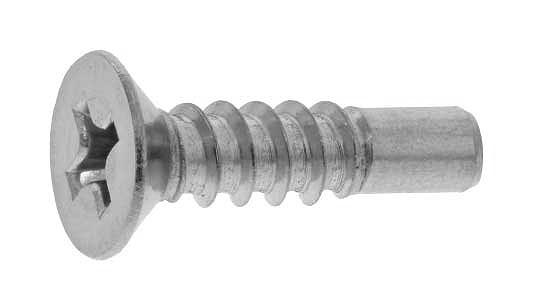 ステンレス/SSブラック (+) サラタッピング [2種BRP形] (ガイド 5mm) M4×30 【 小箱 : 1箱/1000本入り 】