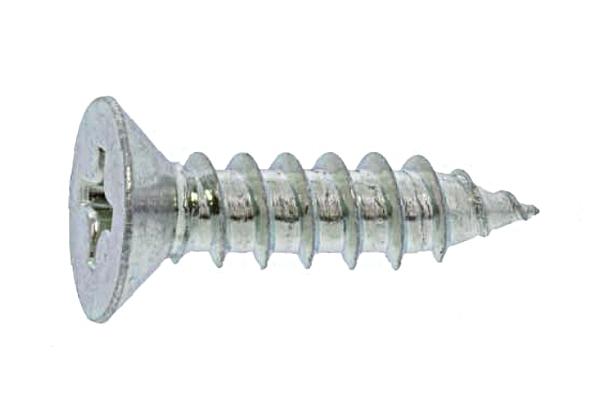 鉄/ユニクロ (+) サラタッピング [1種A形]M6×150 【 小箱 : 1箱/150本入り 】
