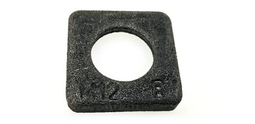 鉄 生地 テーパーワッシャー 傾斜角:8度 M24 卸売り : 開催中 1箱 40個入り 小箱