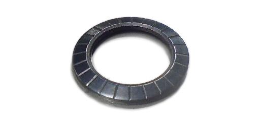 鉄/生地 皿ばねワッシャー [キャップボルト・軽荷重用 CDW-L]M6 【 小箱 : 1箱/10000個入り 】
