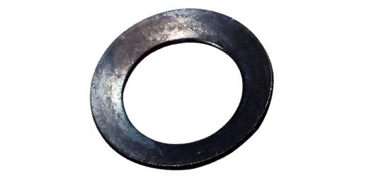 鉄/生地 皿ばねワッシャー [キャップボルト・軽荷重用(JIS)]M24 【 小箱 : 1箱/200個入り 】