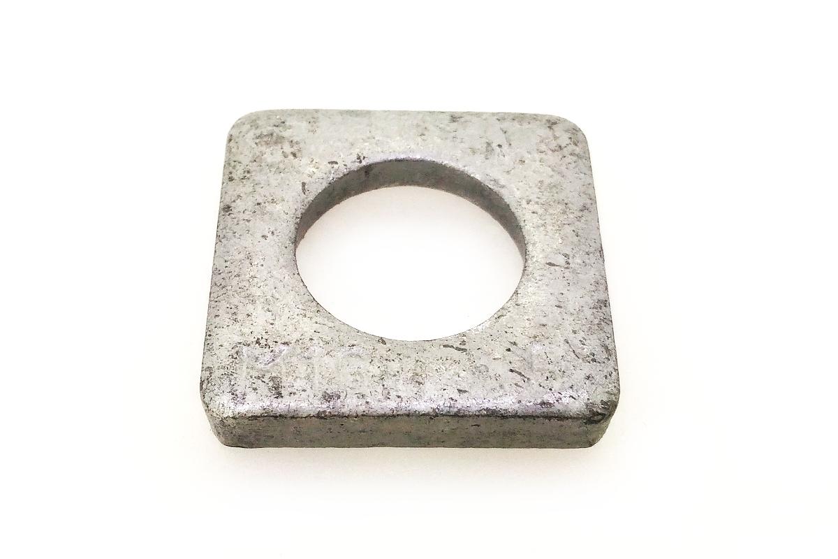 鉄/ドブ テーパーワッシャー (傾斜角:5度)M36 【 小箱 : 1箱/12個入り 】