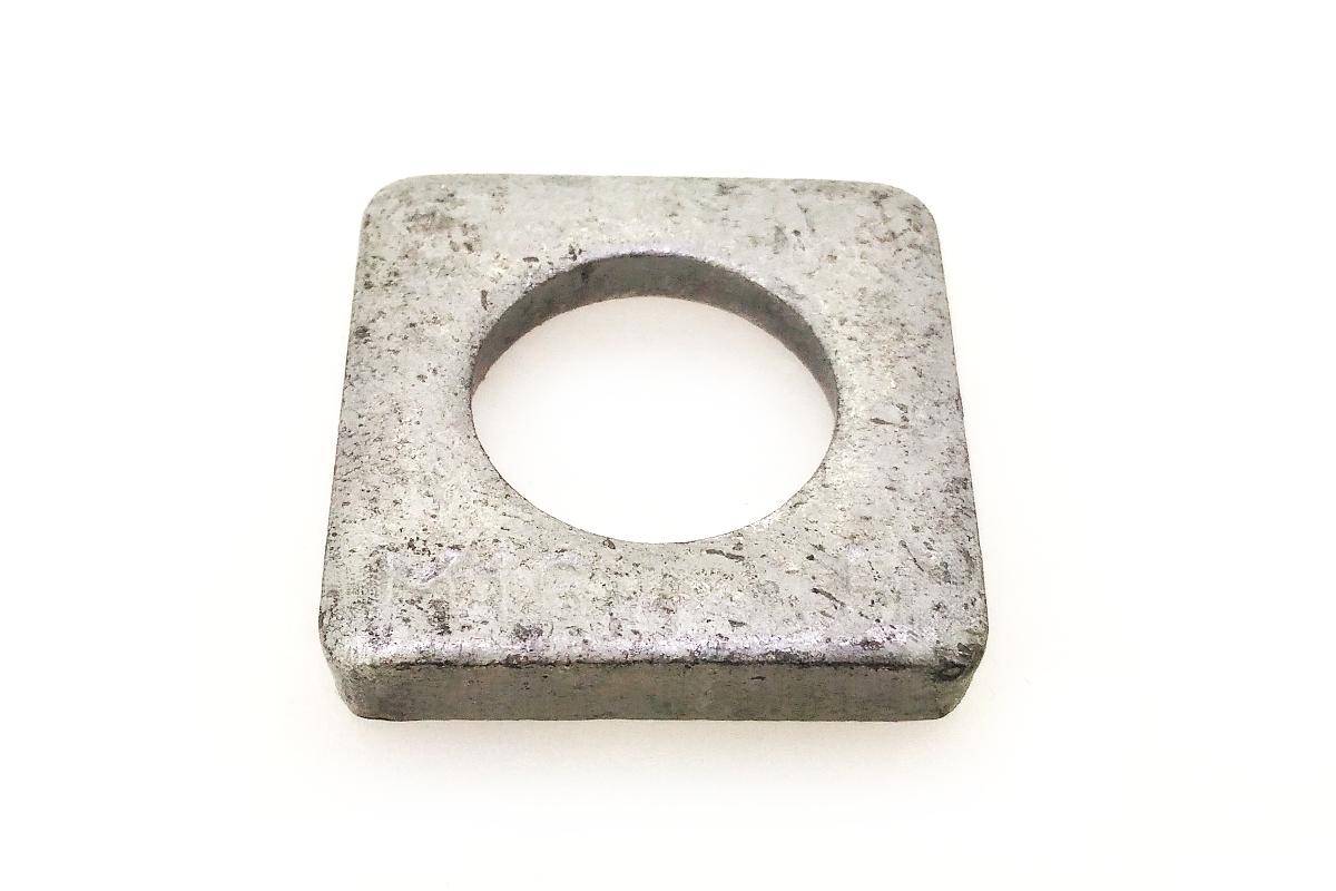 鉄/ドブ テーパーワッシャー (傾斜角:8度)M27 【 小箱 : 1箱/40個入り 】