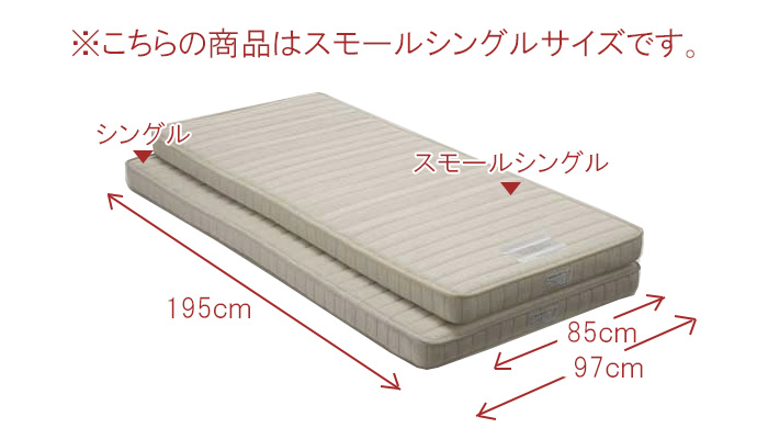 Exceptionnel Product Made In Three ラクネスーパープレミアム SS Semi Single France Bed Mattress Small  Singles Fold Foldable Japan / Gift Packing Impossibility