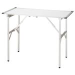 Alumio ネイルテーブル AL1/ホワイト