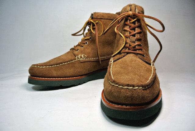Eastland イーストランド Sherman シャーマン Work Boots ワークブーツ (Brown)