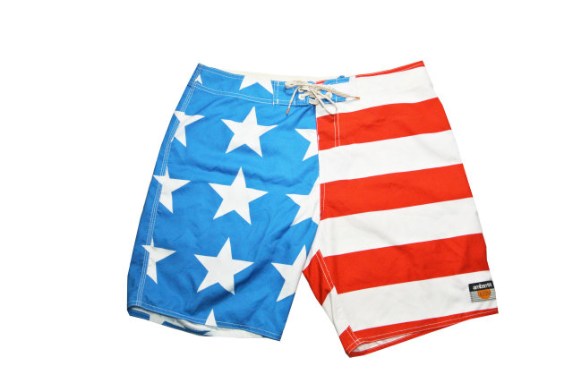 ambsn short アンビション  Board Shorts ボード・ショーツ(U.S.A)