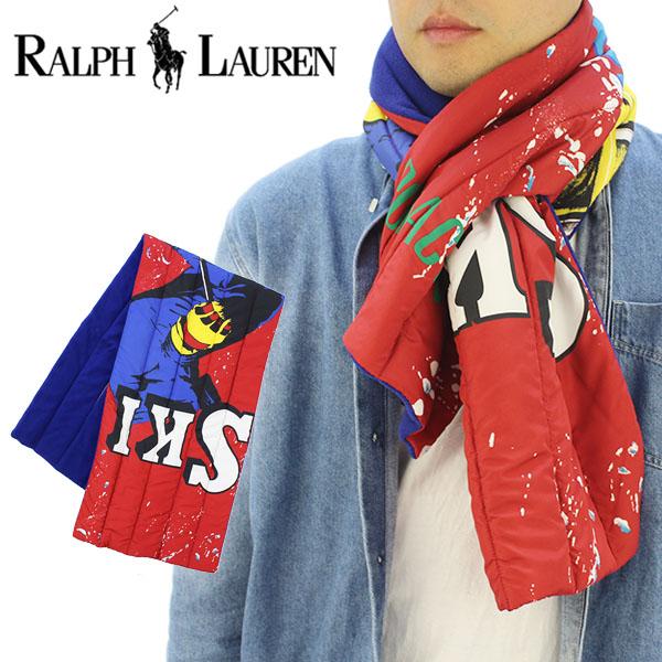 【送料無料】ラルフローレン(Ralph Lauren) Ski 92 Puffer Scarf /スカーフ/マフラー【楽ギフ_包装選択】[AA]