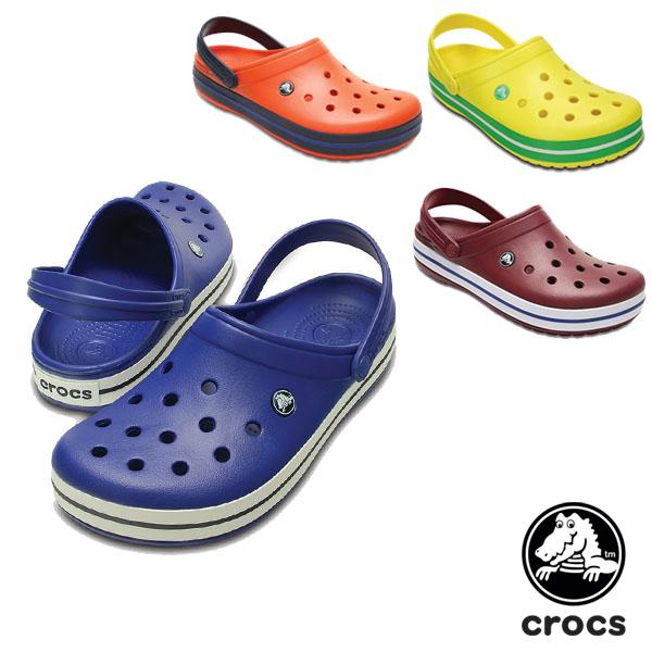 CROCS Crocband Men's オリジナル Lady's クロックス クロックバンド 11016 サンダル BB レディース 37 至上 メンズ 男女兼用