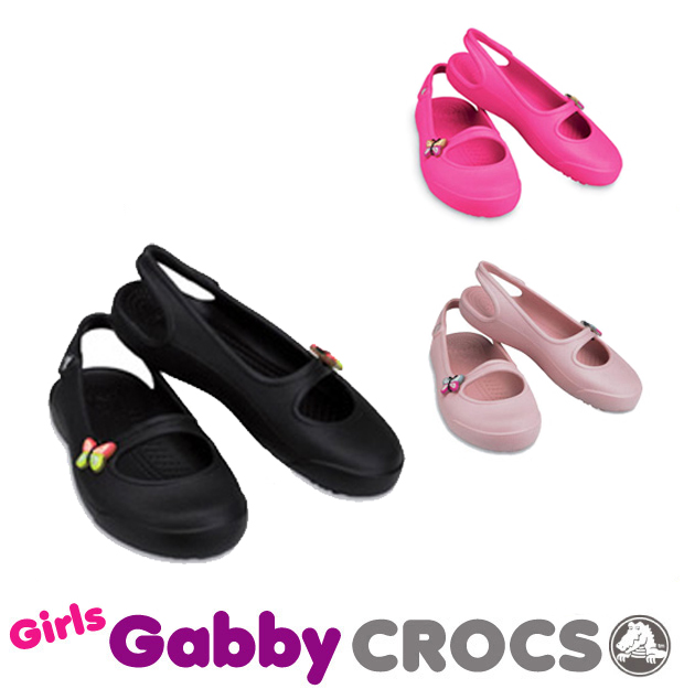 3fa26b82f neoglobe  CROCS Girls Gabby Crocs girls Gabby