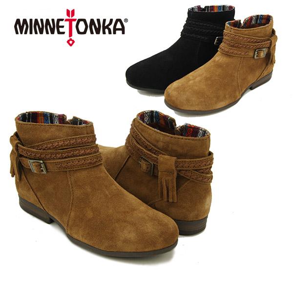 【送料無料】ミネトンカ(MINNETONKA) ディクソン ブーツ(Dixon Boot) レディース/ウィメンズ用 シューズ【楽ギフ_包装選択】【r】【6】[BB]